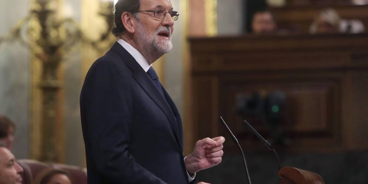 Rajoy dice a independentistas que no habrá mediación ante la desobediencia