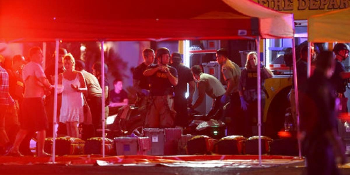 Hotel recibió advertencia antes de masacre en Las Vegas