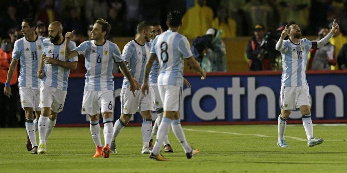 VIDEO: Selección de Argentina celebra y envía duro mensaje a periodistas de su país