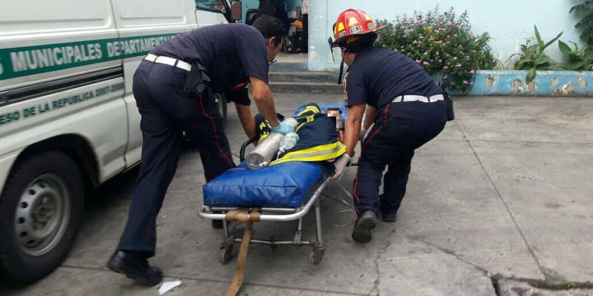 Matan a madre, hijo y nieto en Fraijanes; bebé fue encontrado con un balazo en el cráneo