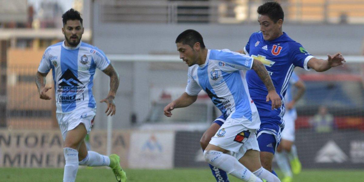 La U y Antofagasta animarán el partido más esperado: la programación de la novena fecha del Transición