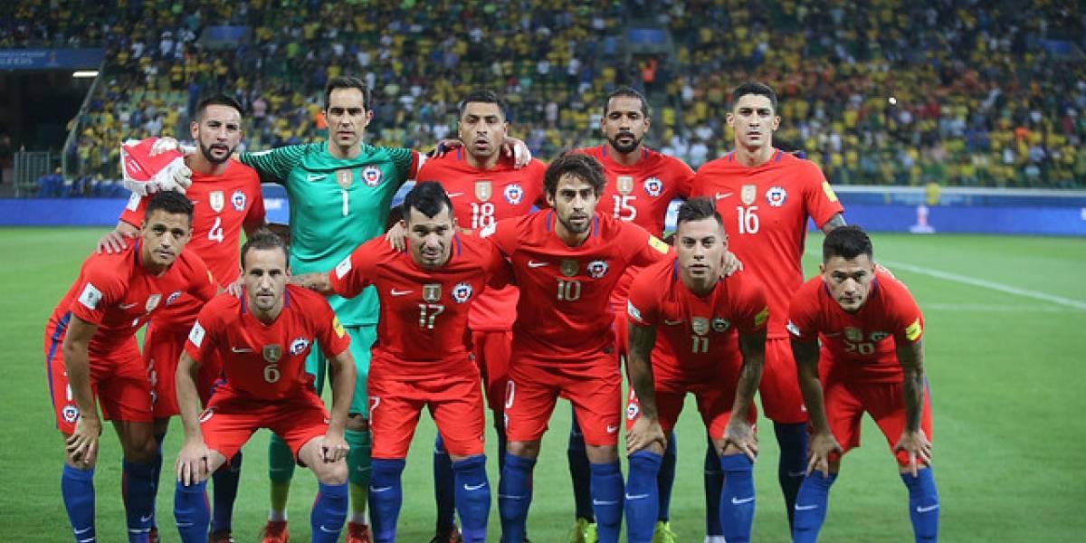Problemas de recambio: la edad que tendrá el actual plantel de la selección chilena para Qatar 2022