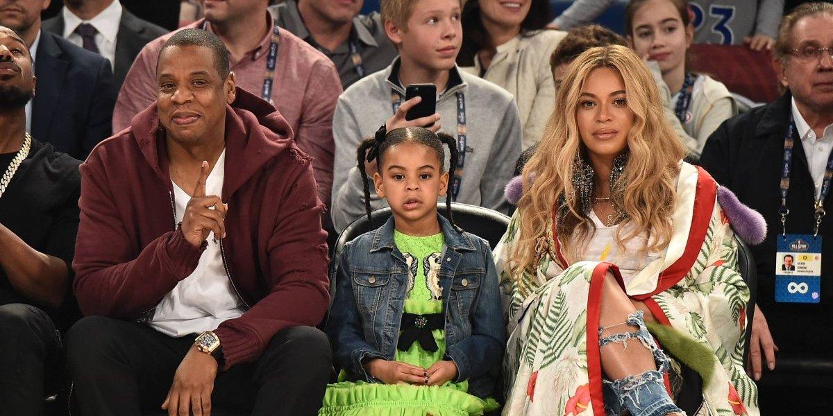La hija de Beyoncé es igual a ella cuando era niña y esta foto lo comprueba