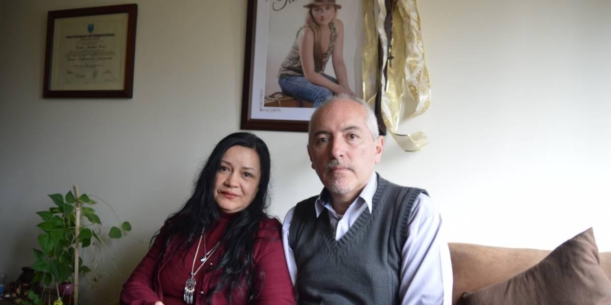 """""""'Tata' dejó un legado"""": Miguel Fandiño y Adriana Torres"""