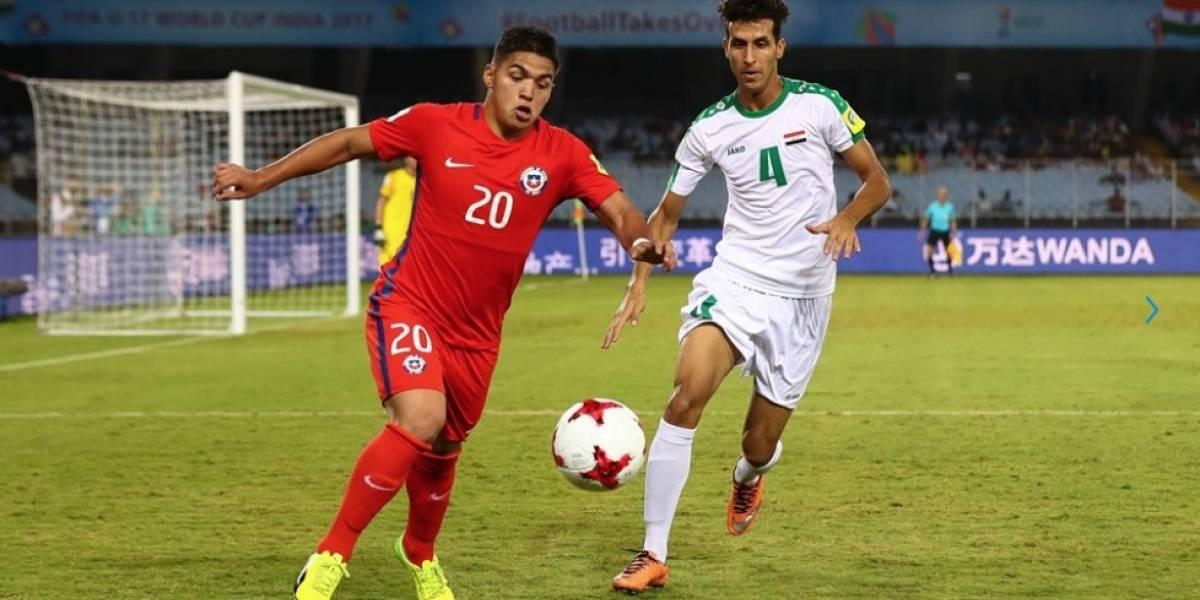 Inglaterra vs Irak, Mundial Sub-17 — En vivo