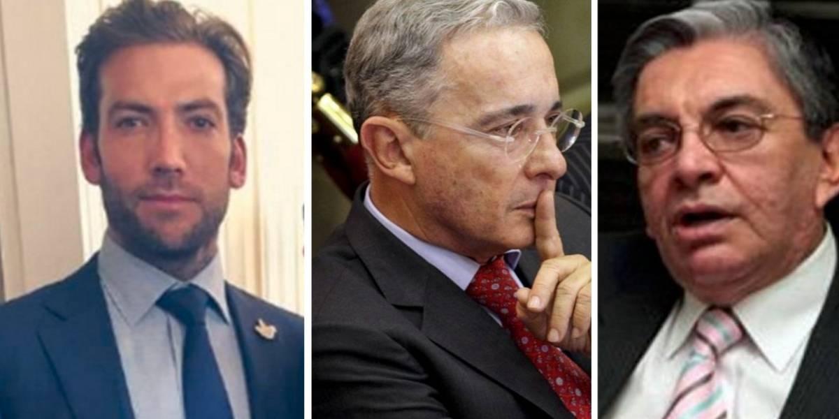 Martín Santos trolleó a director político del Centro Democrático con un épico tuit
