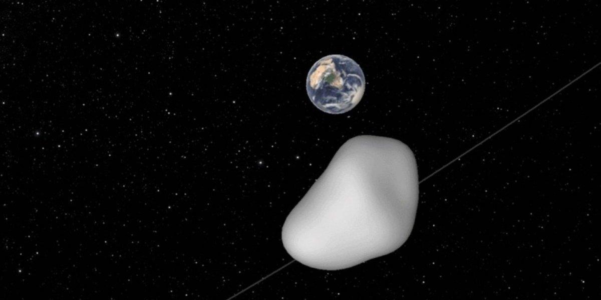 ¿Cómo seguir al asteroide 2012 TC4 que 'rozará' la Tierra el jueves?