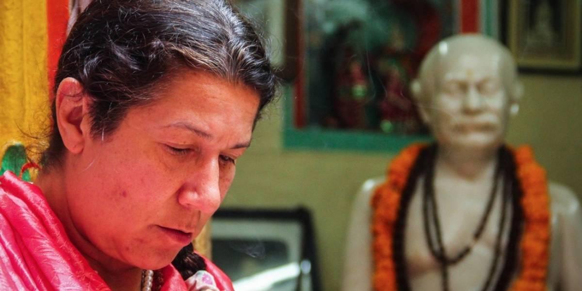 Sri Mataji Shaktiananda, la maestra del yoga espiritual