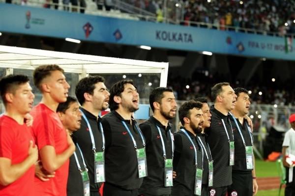 México-Chile en vivo online: Mundial Sub 17