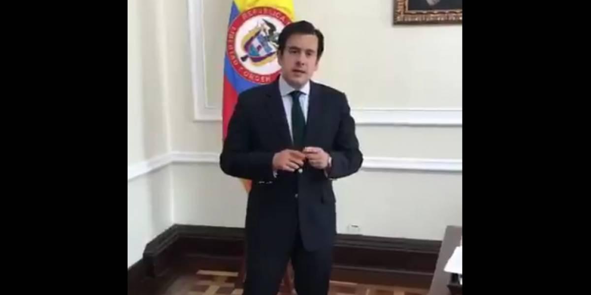 ¡Atención! Congresistas le piden a Rodrigo Lara que renuncie a la Presidencia de la Cámara