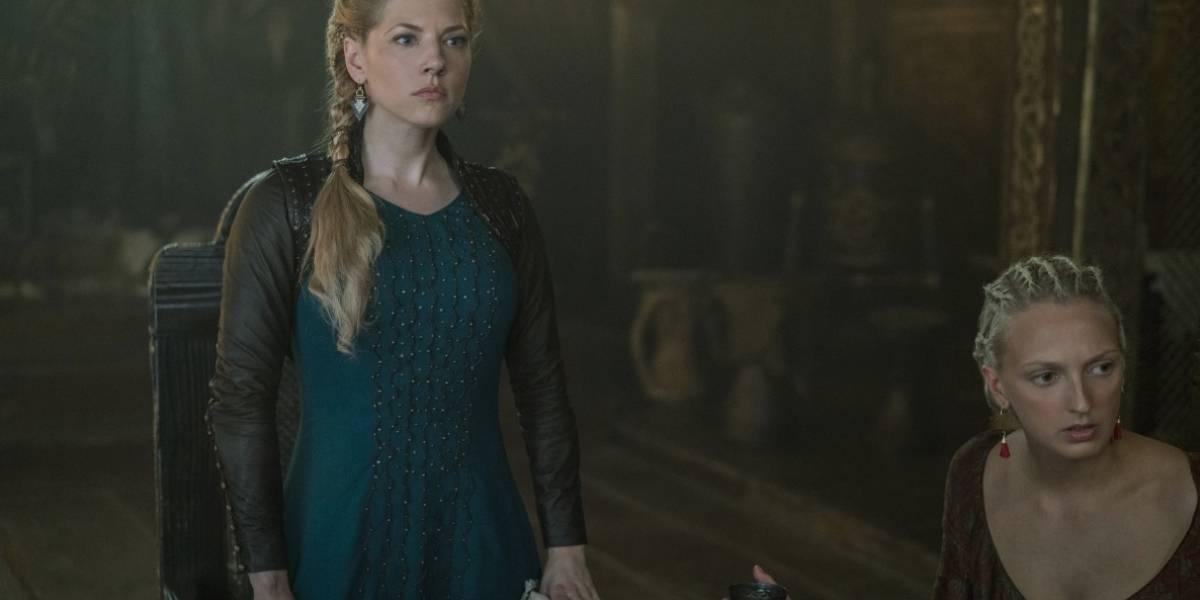 """""""Vikingos"""": Se adelanta el estreno de la quinta temporada en Chile"""