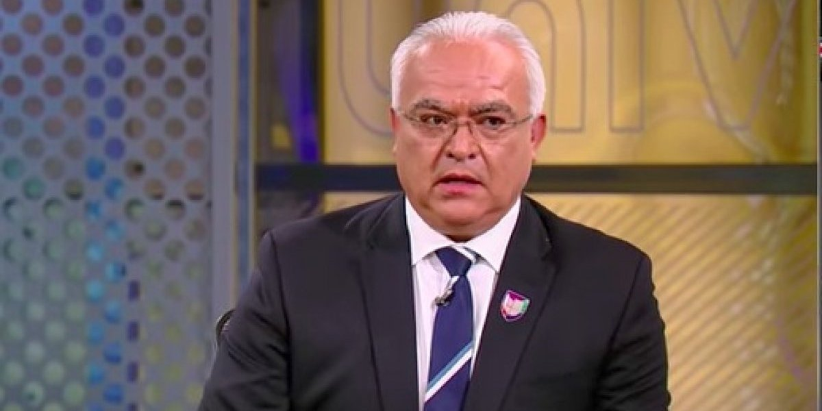 ¡Cómo nunca! Luis  Omar Tapia señala a Arturo Vidal como principal responsable de la eliminación de Chile