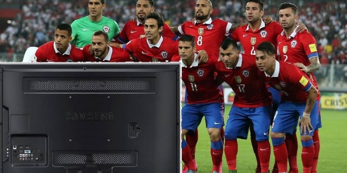 """""""El Tano Passman chileno"""": argentinos se burlan cruelmente de hincha que rompió su TV tras derrota de la Roja"""