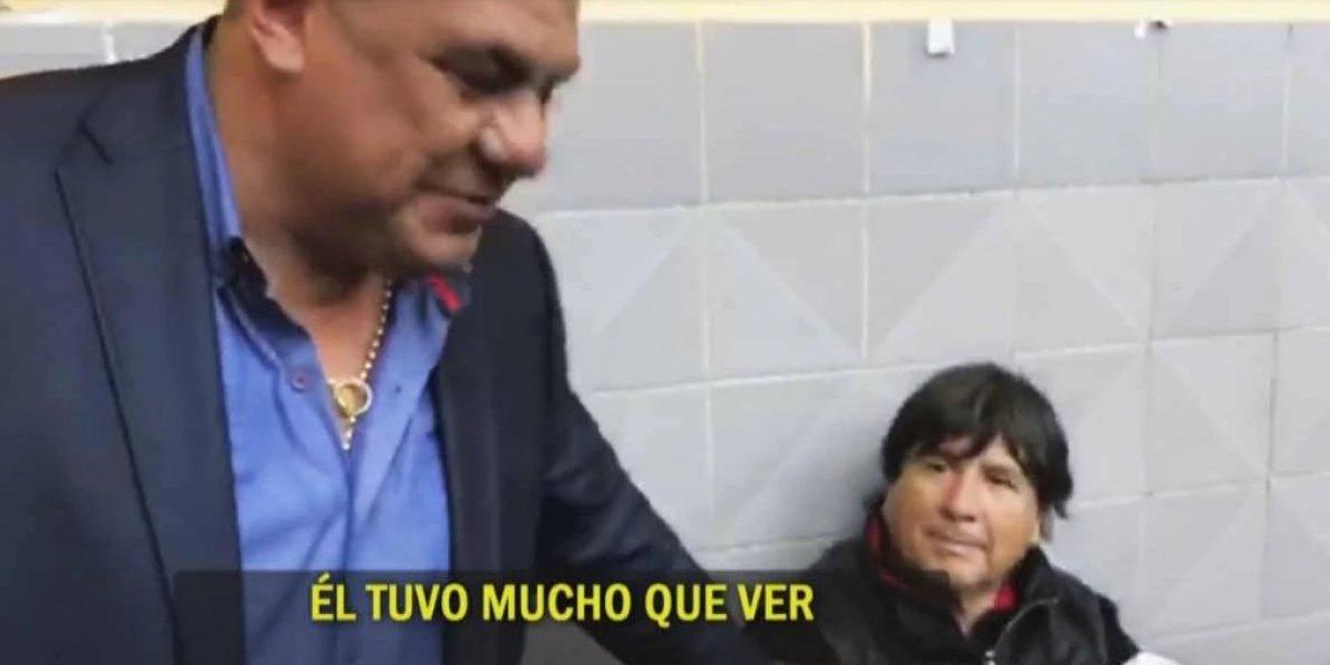 """El """"Brujo Manuel"""" fue el arma secreta de Argentina para clasificar en Ecuador"""