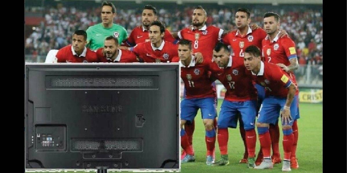 Fora da Copa, Chile vira vítima das redes sociais