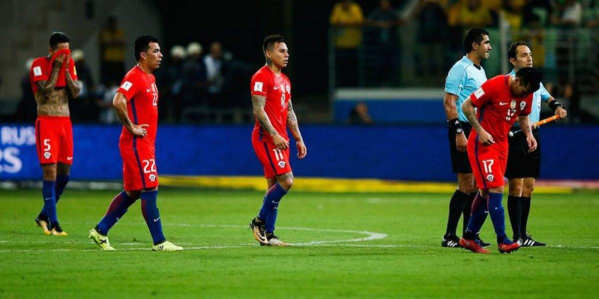 Reclamo de Chile a FIFA pudo haberlo dejado fuera del Mundial
