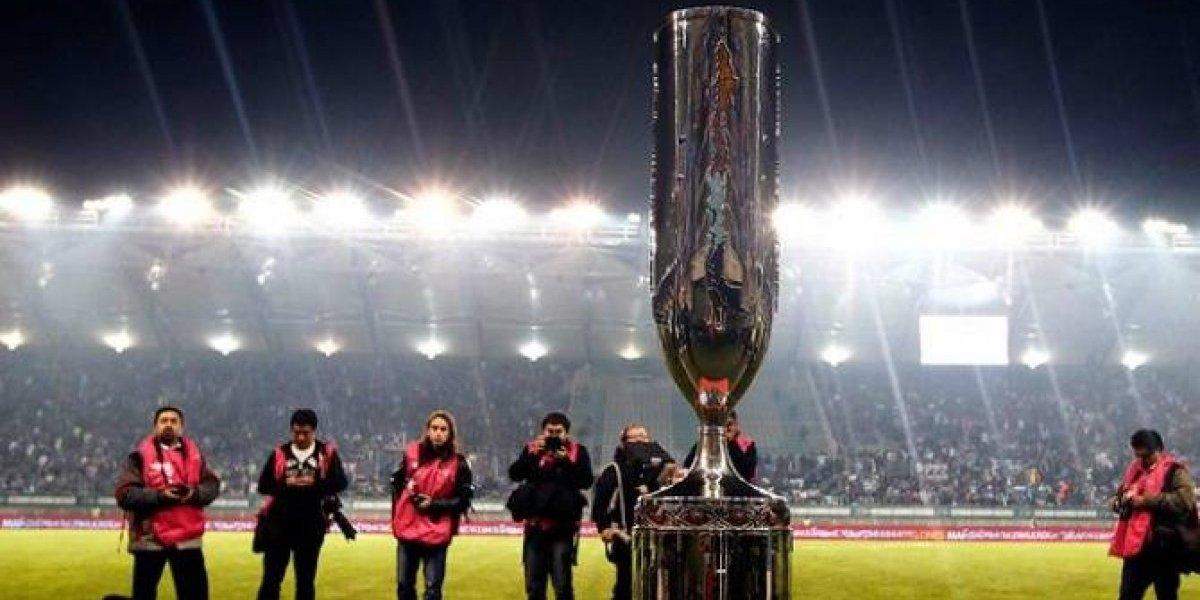 Definida la programación de las semifinales de la Copa Chile