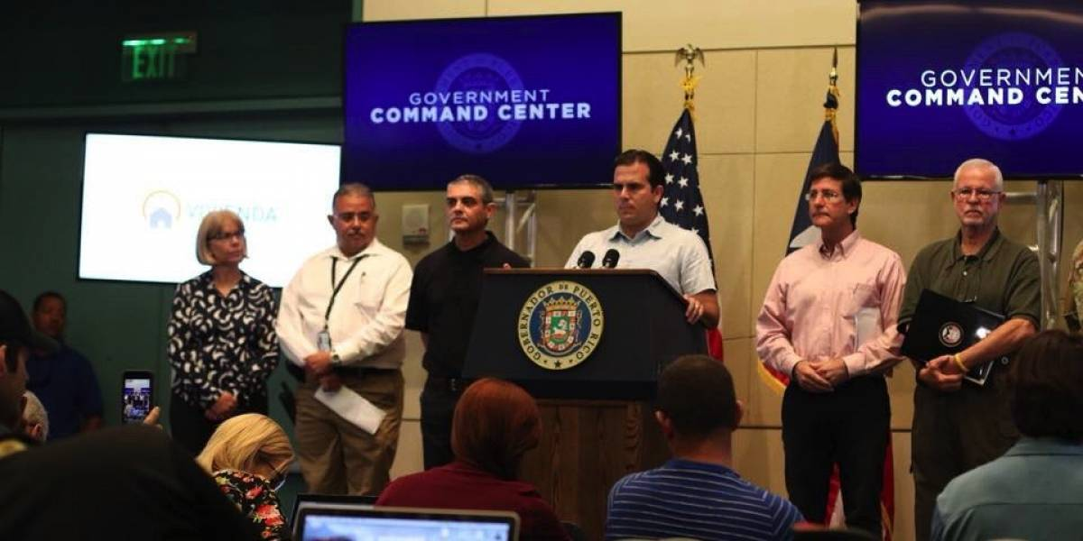Descartan emergencia de salud tras paso del huracán
