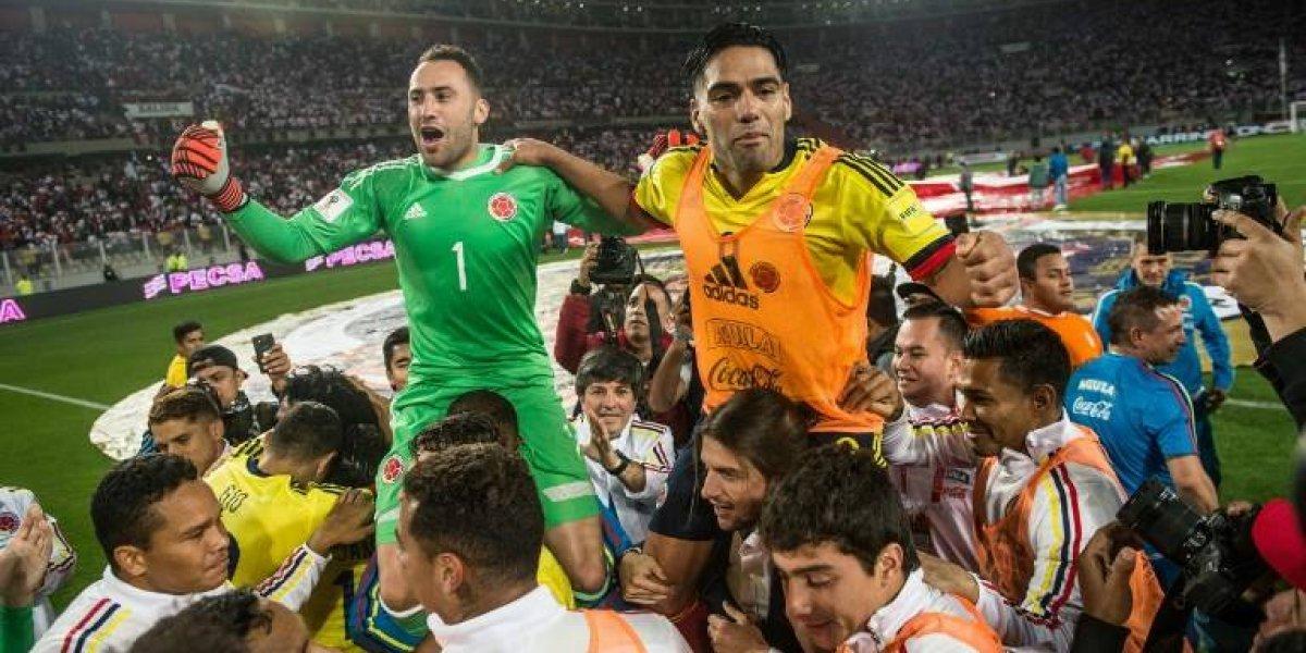 Falcao responde a los señalamientos de haber negociado el partido contra Perú