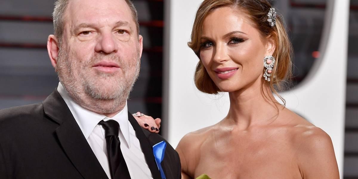 Harvey Weinstein diz estar profundamente devastado com separação