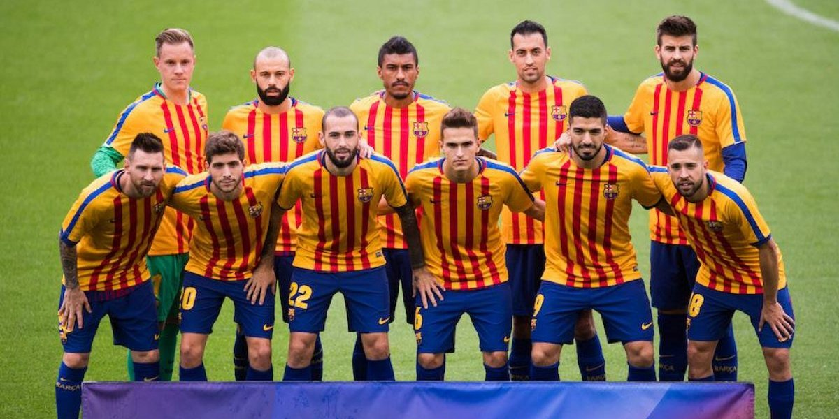 Barcelona desea seguir en la Liga española aunque Cataluña se independice