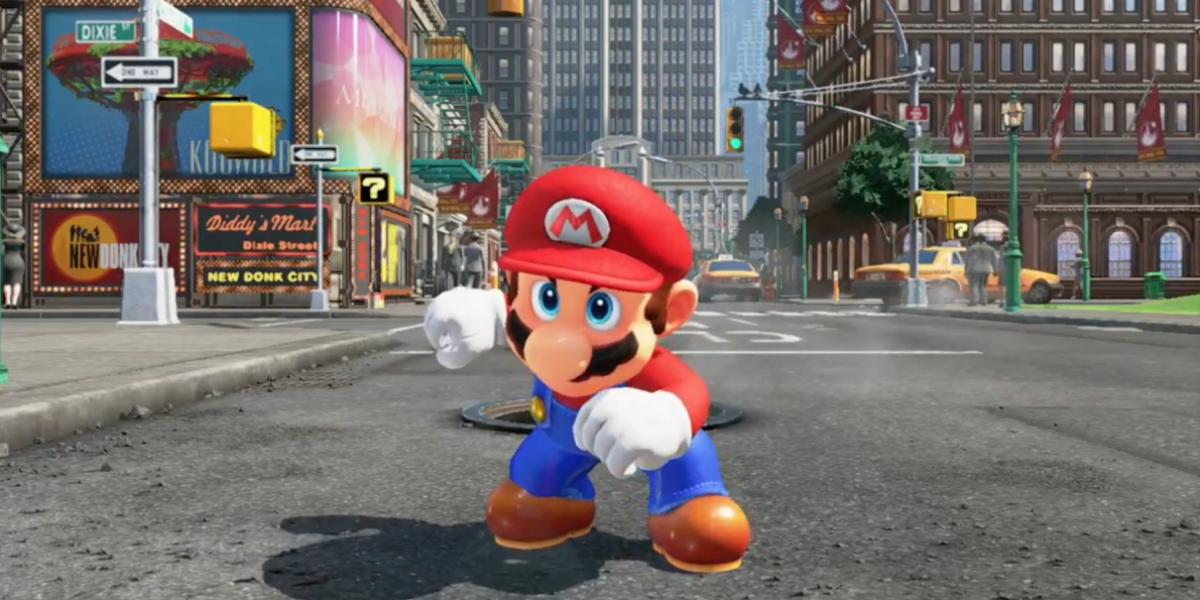 Mario Bros aparece... ¿en un musical?