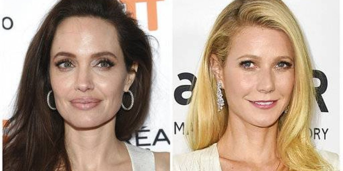 Gwyneth Paltrow y Angelina Jolie confiesan haber sido abusadas por el productor Harvey Winstein