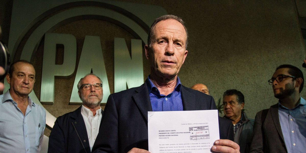 Instituto Electoral rechaza candidatura de Luege Tamargo a jefe de Gobierno