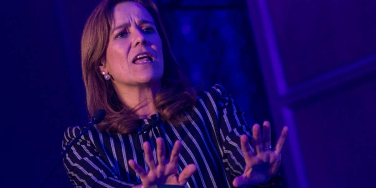 Salida de Margarita Zavala del PAN beneficia al PRI: Renán Barrera