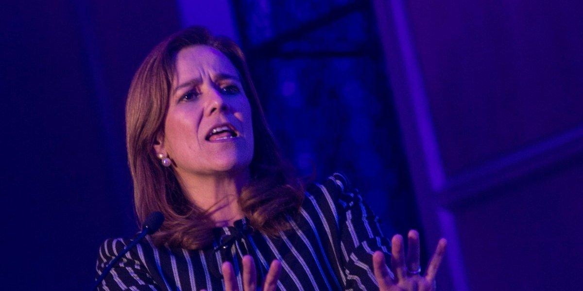 Margarita Zavala independiente