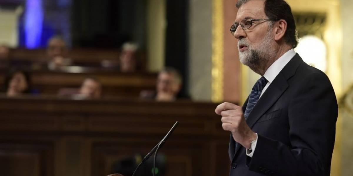 VIDEO. Rajoy reitera su rechazo a cualquier mediación en crisis catalana