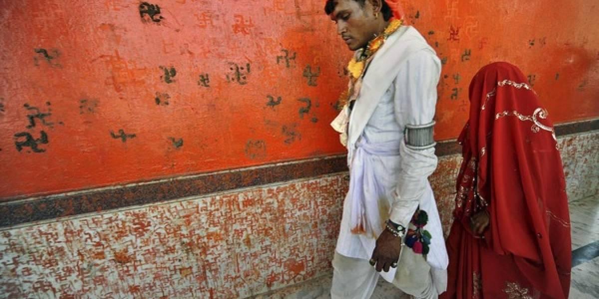 India decreta como violación las relaciones sexuales con menores en matrimonio