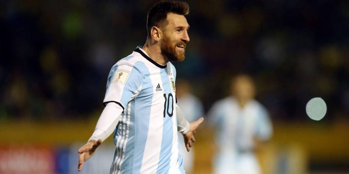Após vitória judicial, Messi doa R$ 277 mil à ONG Médicos sem Fronteiras