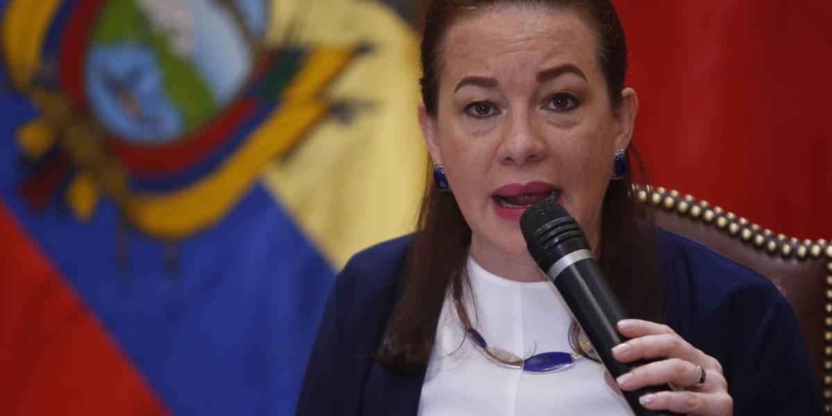 Canciller enviará terna al Presidente para nuevo embajador en EE.UU