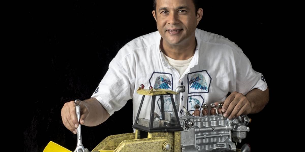 """Nelson Barrera presentará """"Reinvención de los Metales"""""""