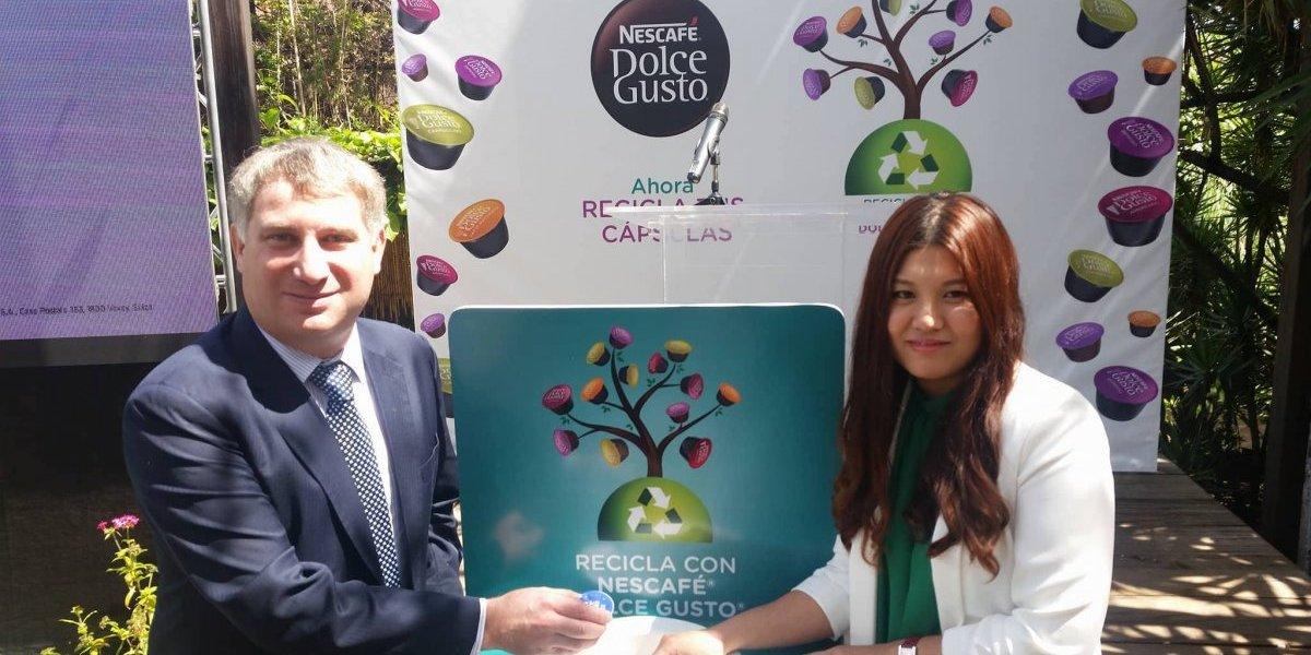 Nestlé reciclará las cápsulas de Nescafé Dolce Gusto
