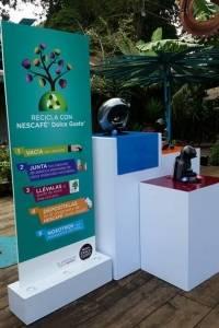 Programa de reciclaje de Nestlé