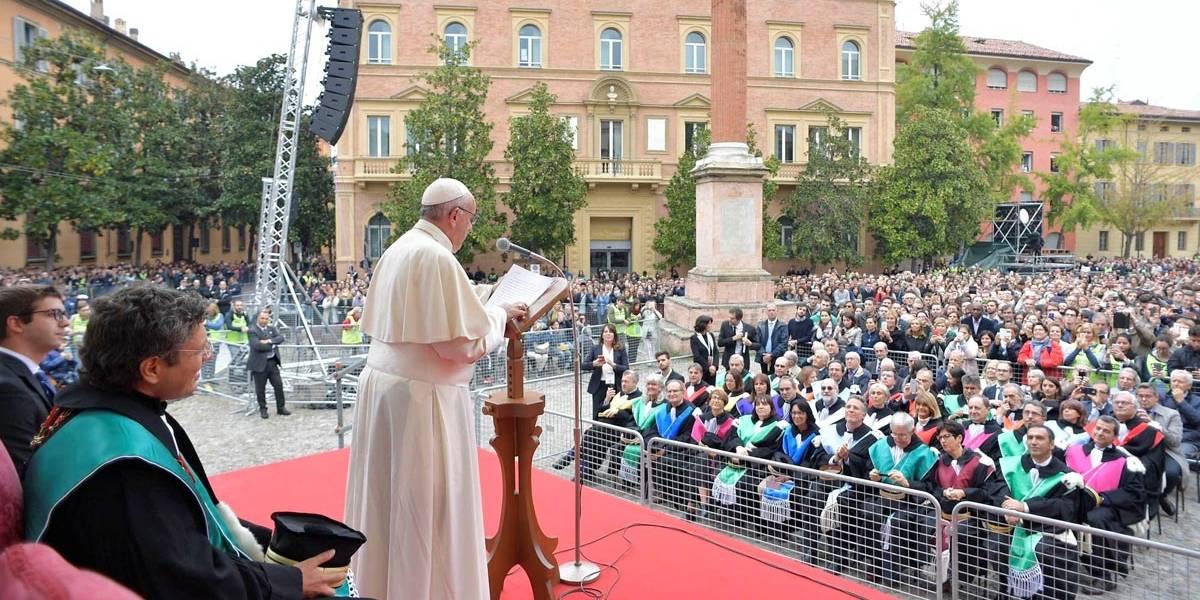 Papa Francisco envia mensagem a devotos de Nossa Senhora Aparecida