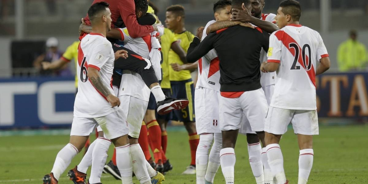 Peruanos revelan lo que conversaron con Radamel Falcao