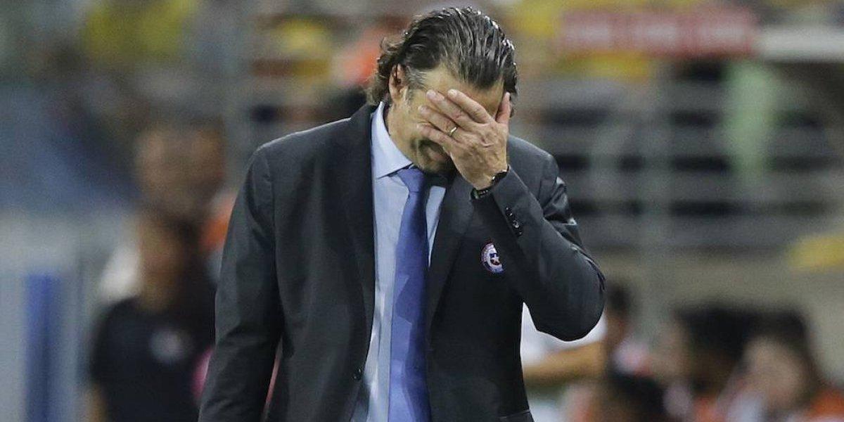 Juan Antonio Pizzi renuncia a la dirección técnica de Chile