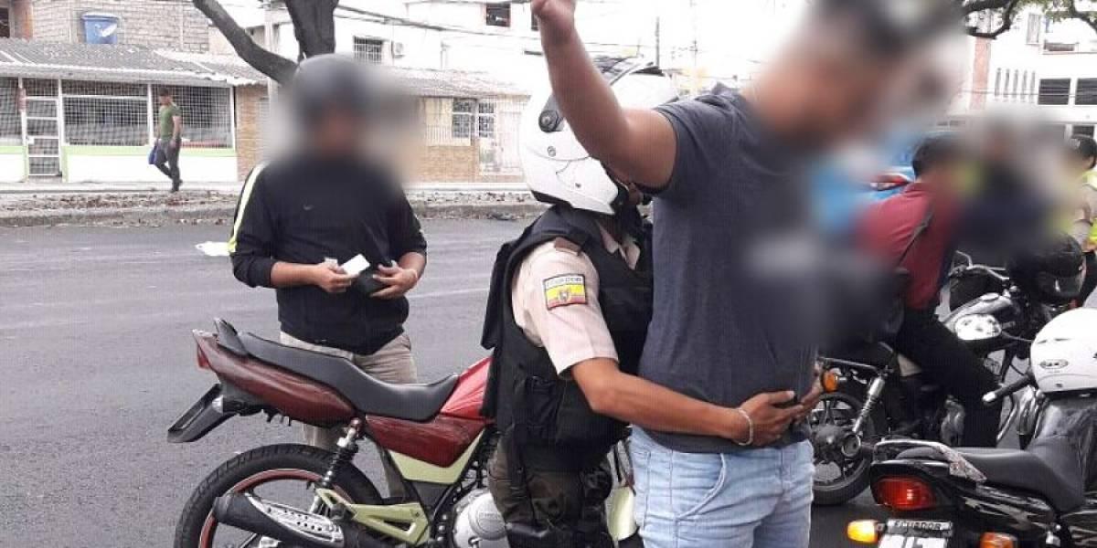 Policía rechazó intento de coima de 100 mil dólares en Ecuador