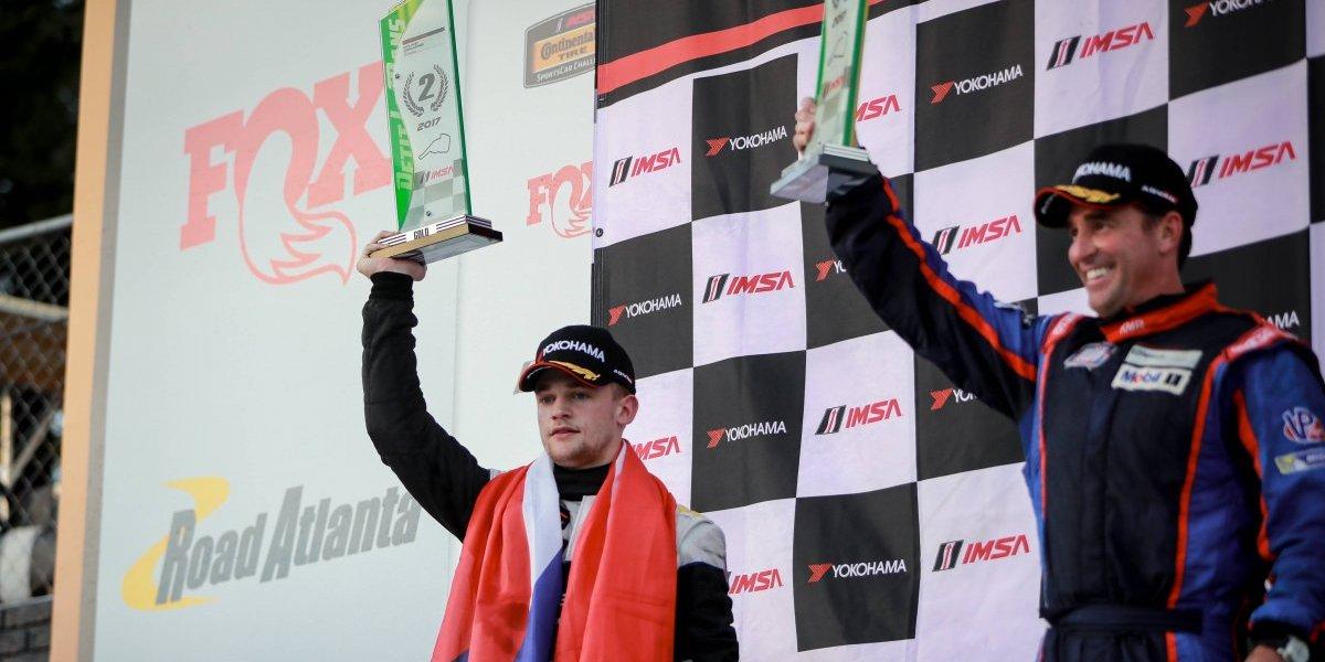Víctor M. Gómez IV queda subcampeón del Porsche GT3 Cup Challenge