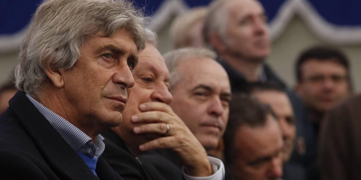 """Representante de Pellegrini: """"A cualquier equipo o selección le diría que no, pero Chile es distinto"""""""
