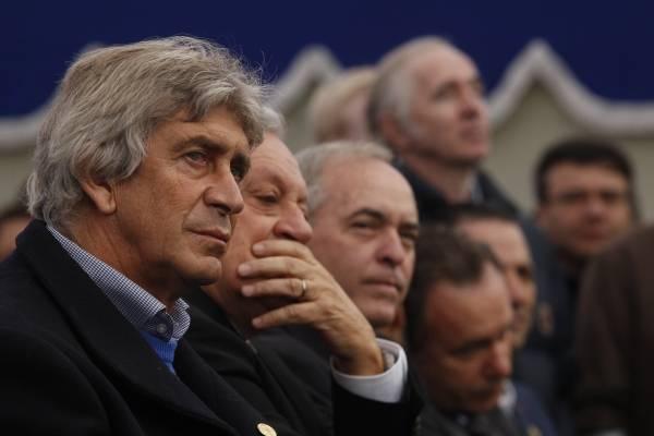 Manuel Pellegrini es el principal candidato para dirigir a la 'Roja — Chile