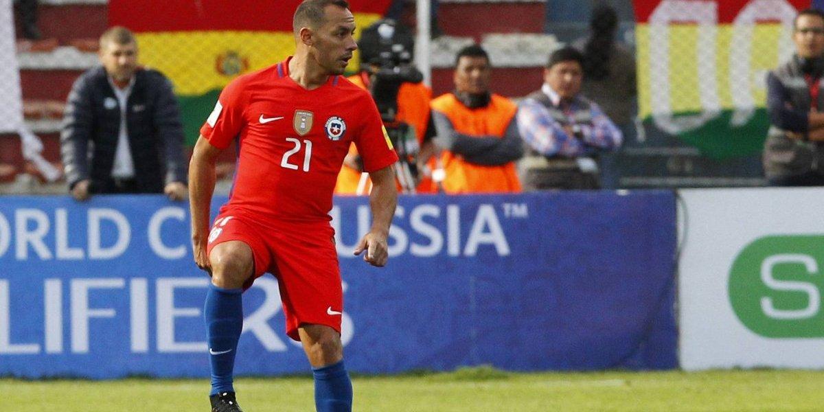 """Marcelo Díaz tampoco se baja de la Roja y quiere revancha: """"Somos jóvenes y tenemos mucho por entregar"""""""