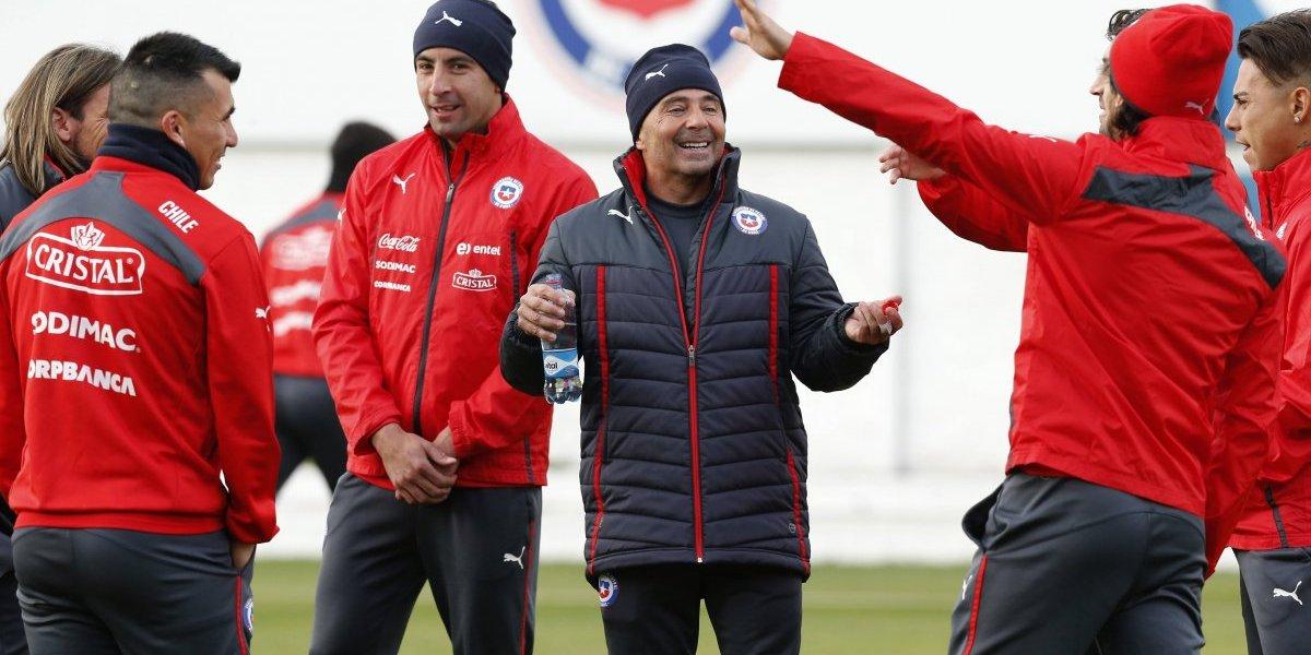 Jorge Sampaoli: Chile se levantará porque tiene mucha personalidad y valentía
