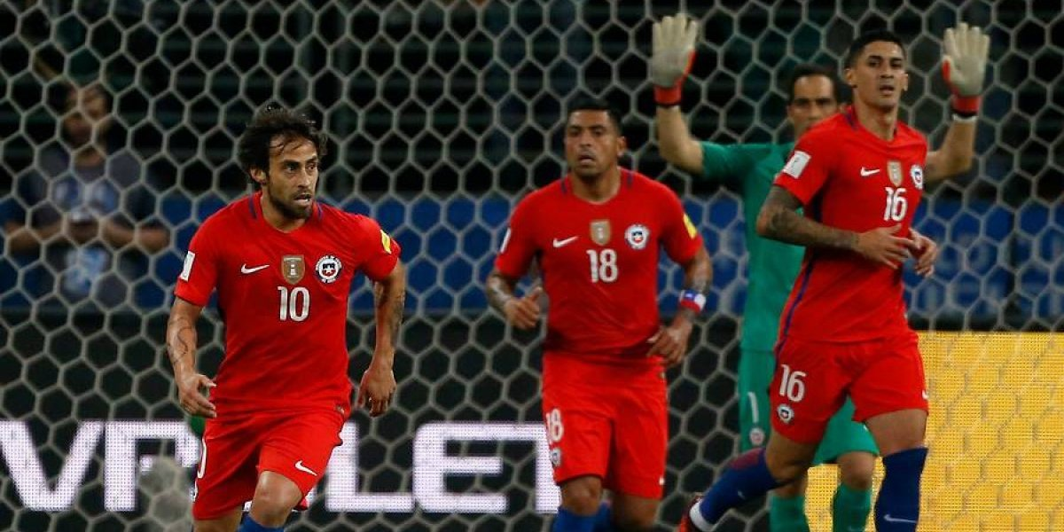 La Roja regresó al país en completo silencio tras no lograr la clasificación al Mundial de Rusia 2018