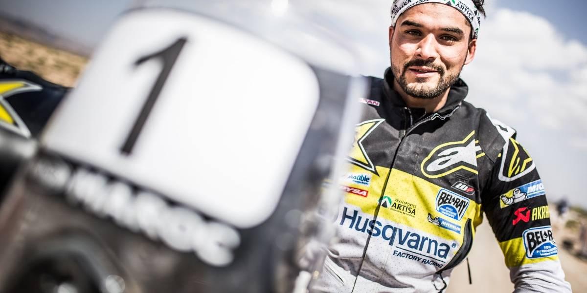Quintanilla histórico: logró el bicampeonato mundial de rally