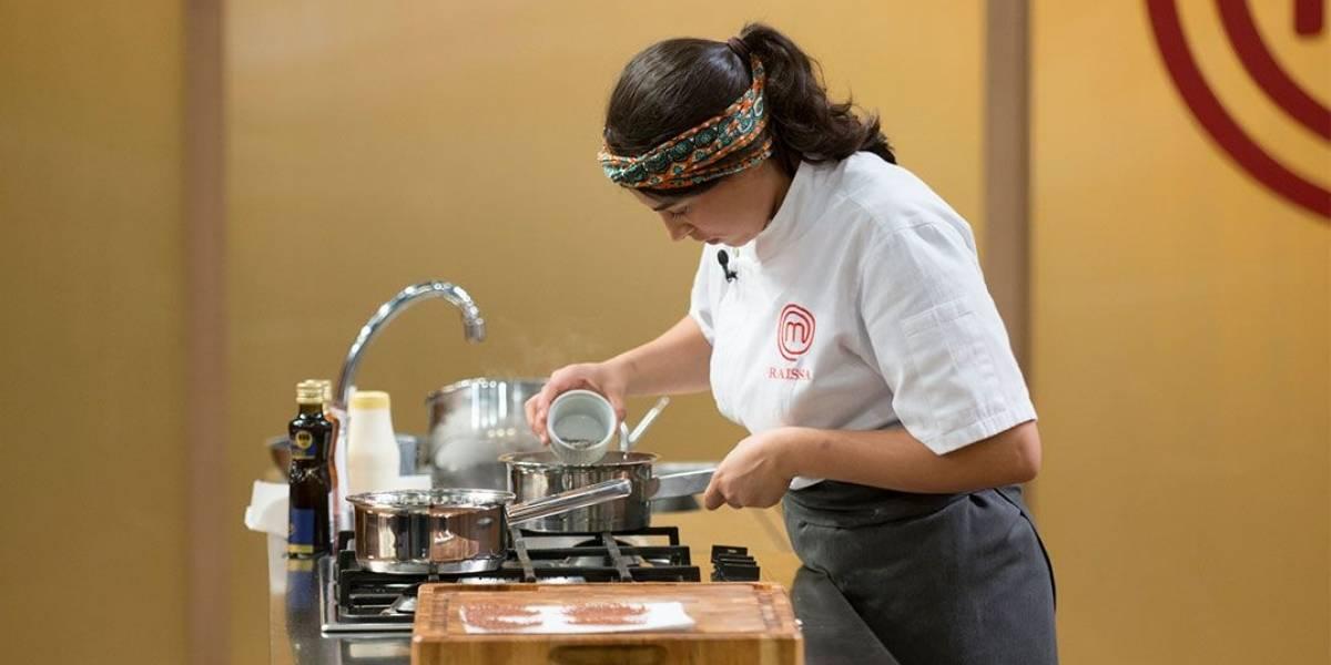 MasterChef Profissionais: Raissa cozinha com lavanda e ingrediente vira piada