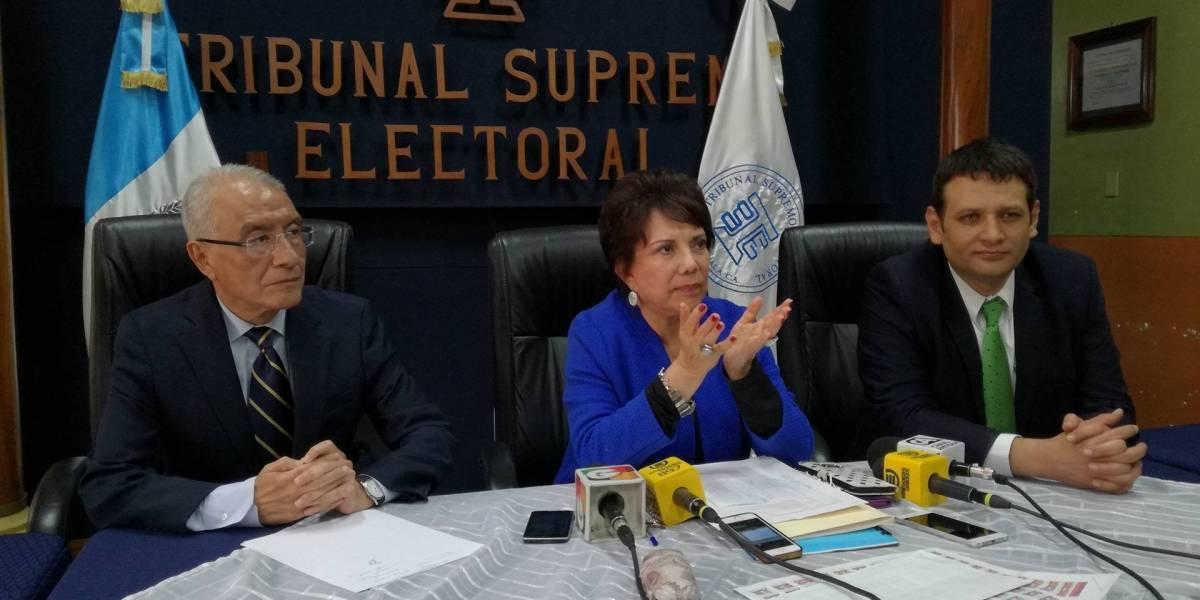 El TSE rechaza 60% de las reformas electorales elaboradas por diputados